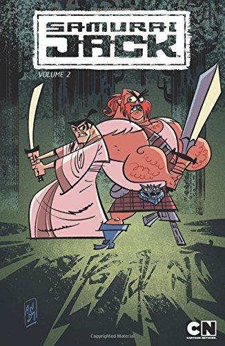 samurai jack scotsman - 8