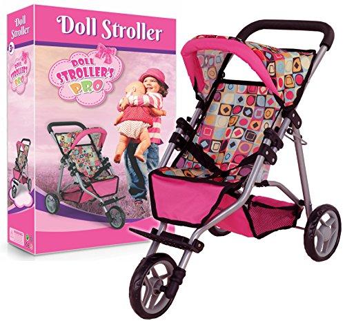 Baby Doll Jogger Stroller - 3