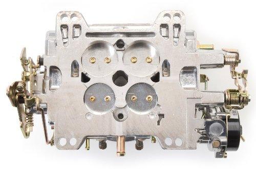 Edelbrock 9906 Performer 600 CFM Vacuum Secondary Electric Choke Remanufactured Carburetor (Carburetor 77 Camaro)