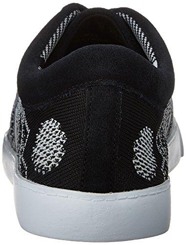 Clarks Kvinders Handske Glitter Mode Sneakers Sort / Hvid Strik eaNiSqhX8l