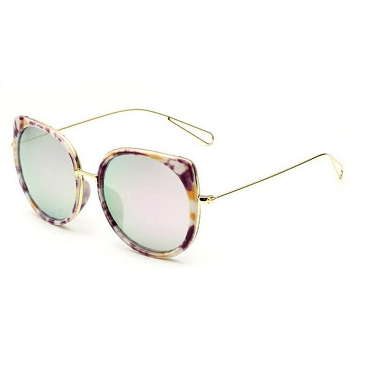 Girls fashion sunglasses color high-definition movie glasses
