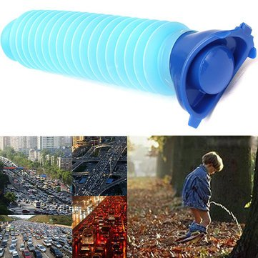Other Tools - Mobile Portable Potty Urinal Car Toilet Pee Training Kid Travel Camping - Portable Urinal - 1PCs Unknown