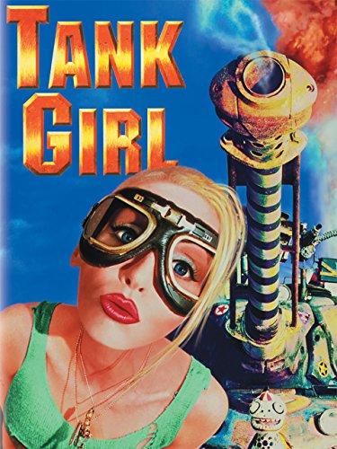 Tank Girl - Futuristic Girl