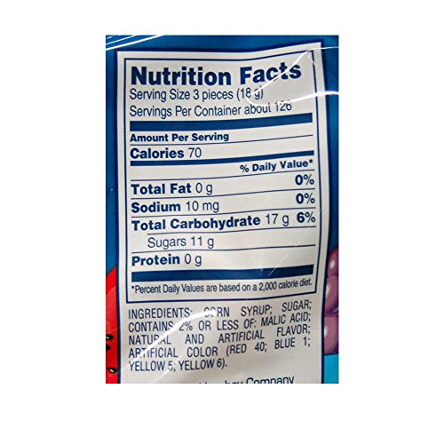 Jolly Rancher Original Flavors 8-5 lb bags by Jolly Rancher (Image #2)