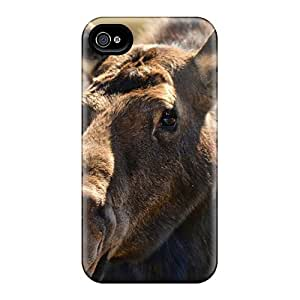 New Arrival Iphone 6 Cases Elk Muzzle Ears Animal Cases Covers