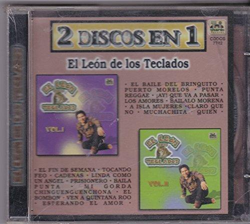 El Leon De Los Teclados - 2 Discos En 1 El: El Leon De Los Teclados - Amazon.com Music