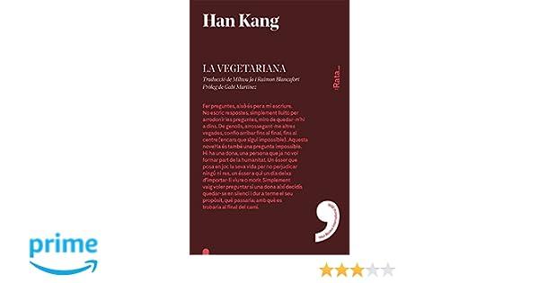La vegetariana: 12 (rata/0): Amazon.es: Han Kang, Martínez, Gabi ...