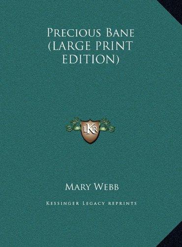 Precious Bane (LARGE PRINT EDITION) pdf