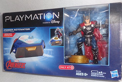 Playmation Power Activator with Thor - Exclusive (Upgrade Power Pack)