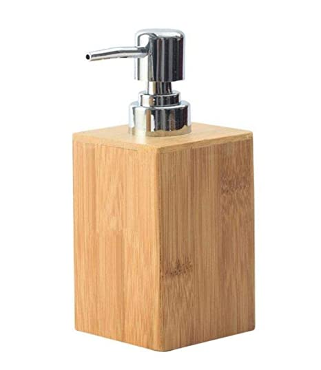 Amazon.com: CTO 250 Ml-Bamboo Accesorios de baño ...
