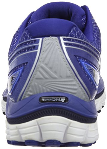Brooks Glycerin 12 - Zapatillas de running para hombre Azul/gris (Sodalite Blue/Methyl Blue/Silver)