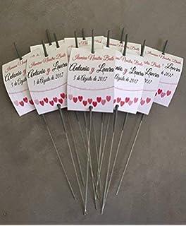 50 bengalas carteles Fuerza aspecto de papel