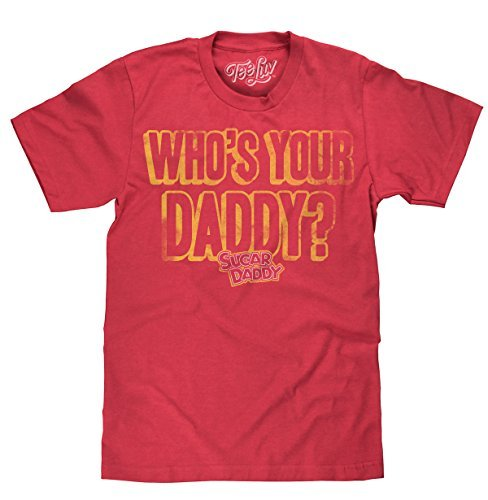 Tee Luv Sugar Daddy T-Shirt - Sugar Daddy Who