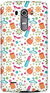 Stylizedd LG G4 Premium Slim Snap case cover Matte Finish - Summer Dressin