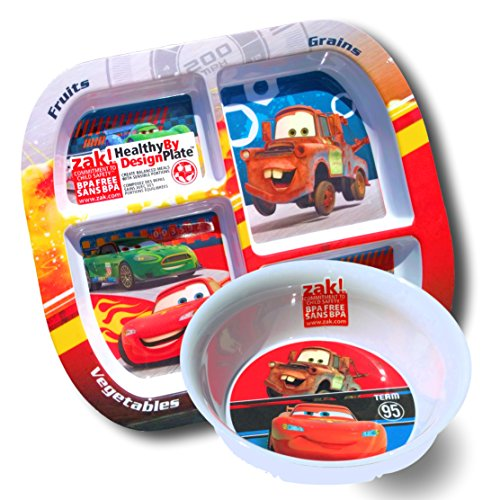 Disney Cars Toddler Dinnerware Set