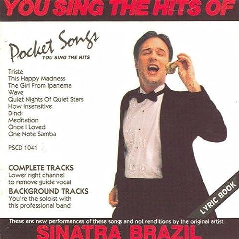 You Sing the Hits of Sinatra Brazil (Karaoke CDG) - Pocket Songs Karaoke