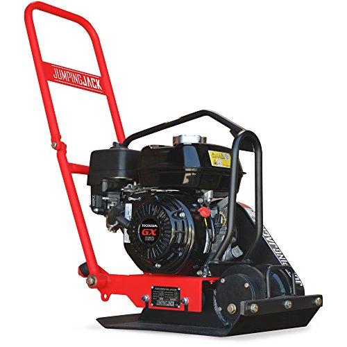 Vibratory Plate Compactor Asphalt/Soil Compaction with Honda Engine