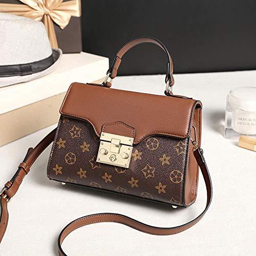 in bag messenger catena metallo E Fashion di Maerye fibbia gXwvqW