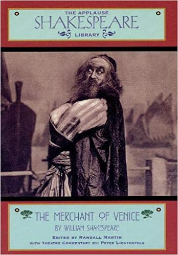 the merchant of venice applause books