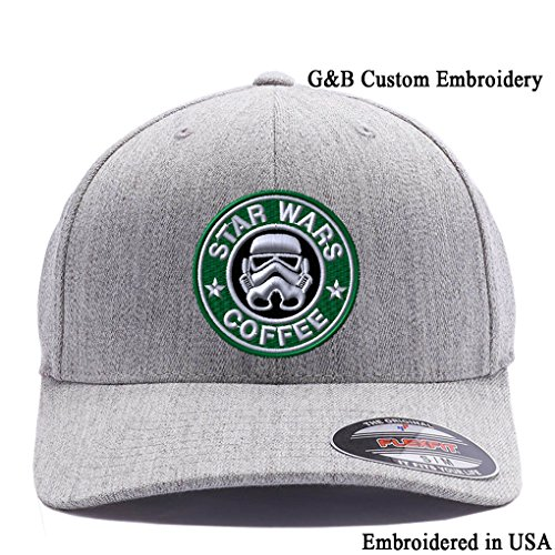 Star Wars Coffee Custom HAT (S/M, Heather