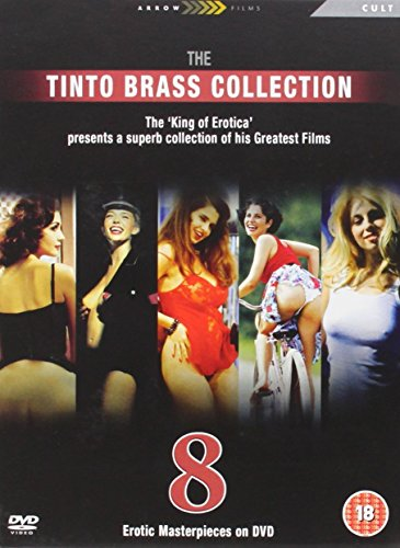 Tinto Brass Collection (All Ladies Do It / Paprika / Miranda / Frivolous Lola / Cheeky / the Key / Black Angel / Private) / Pap (Hotel Trans Dvd compare prices)
