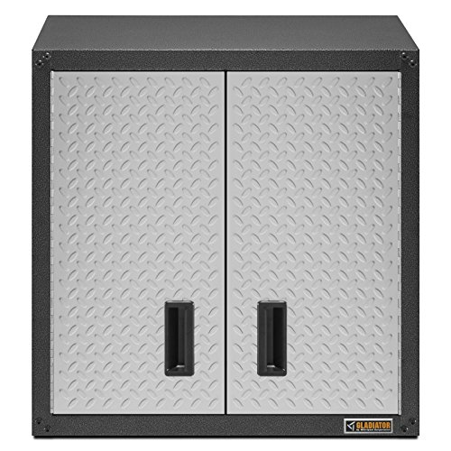 Gladiator GAWG28FDYG Full-Door Wall GearBox Steel Cabinet - Gladiator Cabinet Level