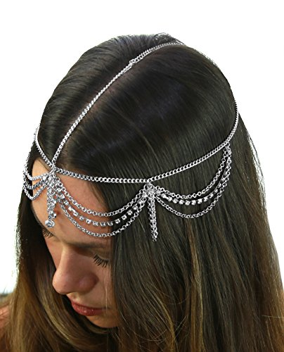 womens-bohemian-fashion-head-chain-jewelry-3-draping-front-rhinestone-silver-tone
