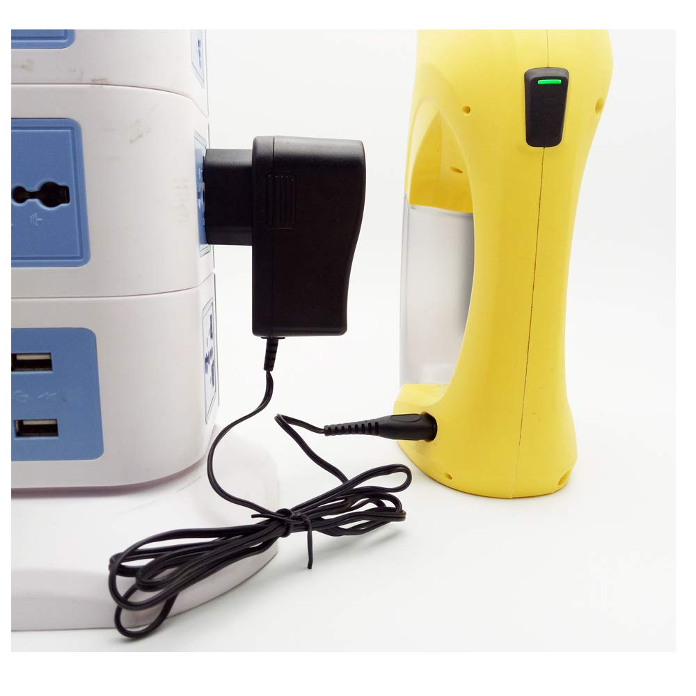 WV60 WV55R Plus WV55 WV50 DEYF Nouveau con/çu 5.5V 600ma 0.6A Windows VAC chargeur de batterie Alimentation pour Vacuum Karcher WV2 WV5 WV75 2.633-115.0