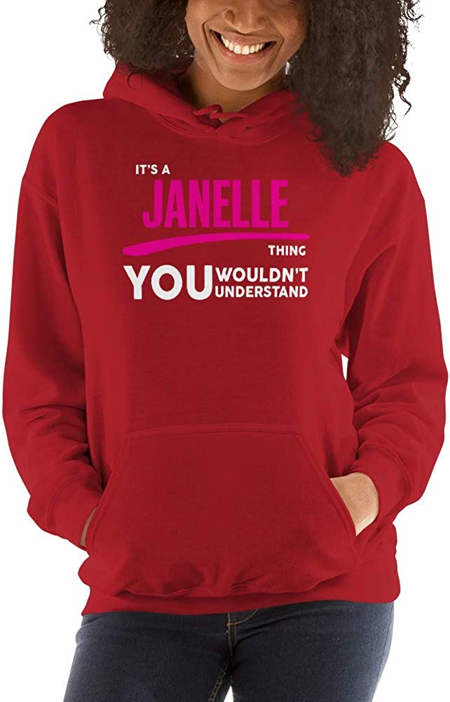 You Wouldnt Understand PF meken Its A Janelle Thing