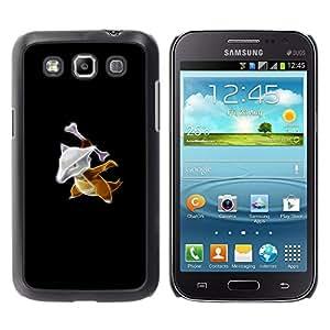 EJOY---Cubierta de la caja de protección la piel dura para el / Samsung Galaxy Win I8550 / --Marowak P0kemon
