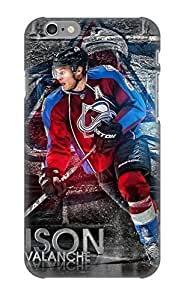Ellent Design Colorado Avalanche Nhl Hockey 16 Phone Case For Iphone 6 Premium Case For Thanksgiving Day's Gift
