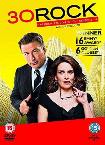 30 Rock: Seasons 1-7 [DVD]