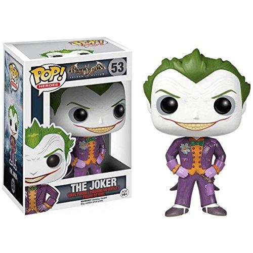 joker arkham figure - 1