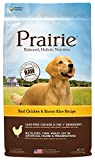Prairie Real Chicken & Brown Rice Recipe Natural D...
