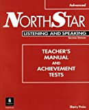 img - for NorthStar Advanced Listening and Speaking Teacher's Manual and Achievement Tests with Audio CD (Second Edition) book / textbook / text book