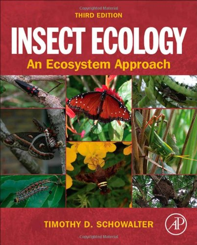 Insect Ecology, Third Edition: An Ecosystem Approach