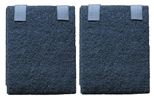 Duracraft Replacement Carbon Pre-Filter ACA-5010 (2-Pack) by Magnet by FiltersUSA