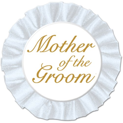 Mother Groom Satin Button Accessory product image