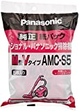 Panasonic AMC-S5 cleaner pack (M type V type) (5 pieces) AMC-S5