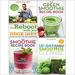 Reboot With Joe Juice Diet 10 Day Green Smoothie Cleanse Green