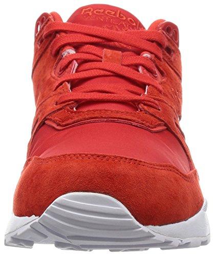 Reebok Ventilator Smb, Zapatillas de Running para Niños Rojo / Blanco (Motor Red / White)