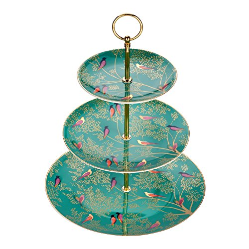 Portmeirion 3 tier cake stand (London Three Tier)