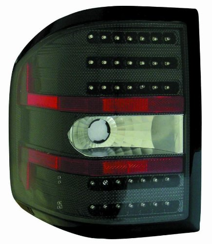 Carbon Depo Fiber (Depo M30-1901P-US3 Ford F150 Carbon Fiber Flareside Type LED Tail Light)