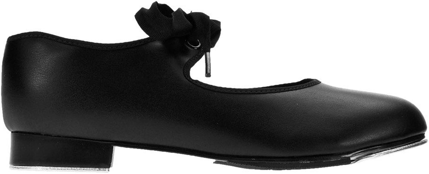 Capezio Brogue Tape Shoe Black