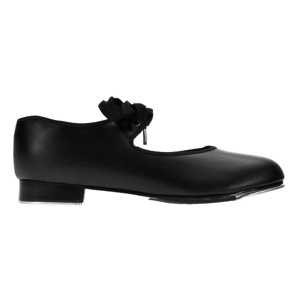 Capezio 925 Black Tap Shoes Low Heel Medium Fit