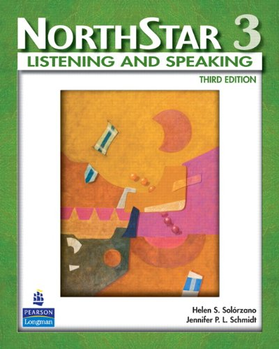 Northstar 3: Listening and Speaking, 3rd Edition, with MyNorthStarLab