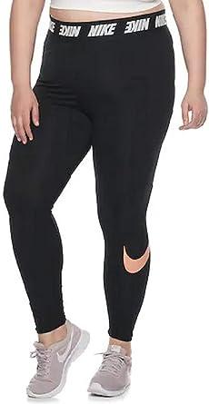 Asesorar noche Recitar  Amazon.com: Nike Women's Sportswear Plus Club Leggings: Clothing