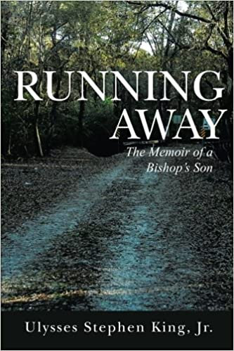 Book Running Away: The Memoir of a Bishop's Son