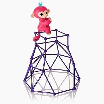 Beito Finger Interactive Baby Affe Haustier Spielzeug Klettern