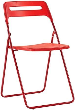 Hyysh Chaise Pliante En Plastique Simple Chaise Ikea Chaise